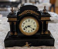 New haven clock company antique clock