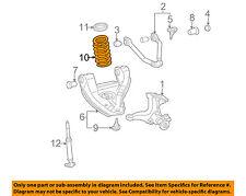 GM OEM Front Suspension-Coil Spring 15058102