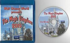 Walt Disney's Magic Kingdom 2015 (Blu-Ray)