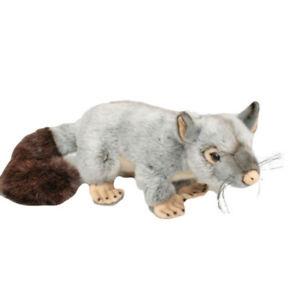 """Zack the Brushtail Possum Soft Plush Toy 13""""/33cm Bocchetta Plush Toys"""