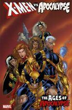 X-Men vs. Apocalypse TPB 2-1ST NM 2008 Stock Image
