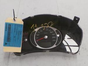 HYUNDAI TUCSON INSTRUMENT CLUSTER AUTO T/M TYPE, 08/08-01/10