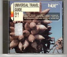 (HH392) Universal Travel Guide 01, 14 tracks various artists - 1999 CD