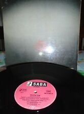 Don Menza 'Morning Song' SABA German (65) Modal/Outside Gatefold EX