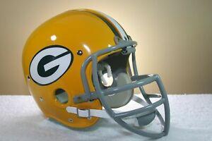 1960s Schutt Style BOLT JOP Game Suspension RK TK vtg Football Helmet Facemask