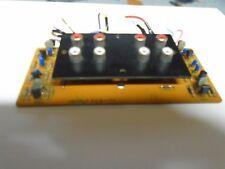 Teac X-10 X-10R Pcb Assy In/Output Dbx (Pcb-111) P/N 5168936000 Used