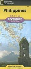 Philippines: Travel Maps International Adventure Map by National Geographic Maps (Sheet map, folded, 2012)