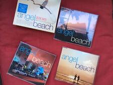 Angel Beach First Wave 3 CD Chillout Ibiza Rio Goa Miami mit Moby Zero7 Röyksopp