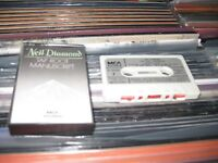 Neil Diamond Spanisch Kassette Tap Root Manuscript