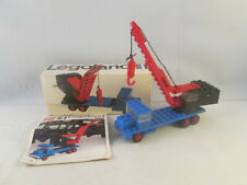 Lego Legoland - 654 Crane Lorry