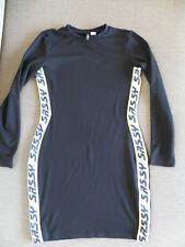 tolles H&M Kleid schwarz Gr. 40 passt 38  Länge 80 cm guter Zustand