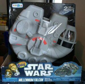 Star Wars Mighty Beanz Millennium Falcon Case