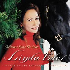Linda Eder Christmas Stays The Same CD feat Broadway Gospel Choir 2000