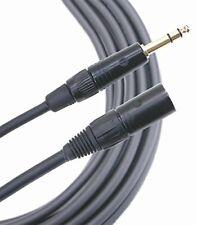 Mogami Mgklxlrm0300bl Câble Jack 6.3mm/xlr Mâle (3 M)