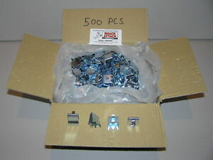 TRUE, BEVERAGE AIR & FOGEL (500) COMMERCIAL COOLER / FREEZER SHELF CLIPS - NSF