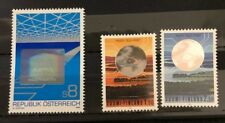 1 stamp Osterreich Hologram Holographic Hologramm 2 stamps Suomi Finland **