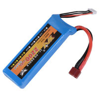 Rechargeable 2200mAh 3S 11.1V 35C Lipo Battery Deans Plug for Quad Drone RC1091