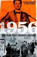 1956: The Year That Changed Britain, Very Good Condition Book, Tony Russell, Fra