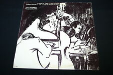 PHILIPPE BRIAND / PETER JACOBSEN / RICCARDO DEL FRA   LP 33T   TIME AND COLORS