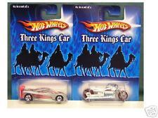 """HW SET OF 2 """"THREE KINGS CAR"""" AIRY 8 & HW PROTOTYPE 12"""