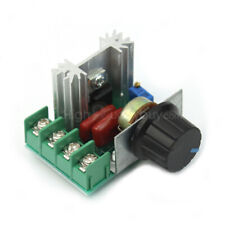 New DC Motor Speed Control Driver Board 50V-220V 10A PWM Controller / LED dimmer