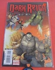 Dark Reign: Man Made One-Shot #1 - bagged & boarded  (2009)