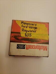 Motorcraft Ford Voltage Regulator