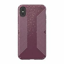 Lot of 50 Speck Presidio Grip Glitter iPhone XS Max Purple/Pink Gold Glitter