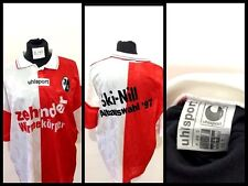 Maglia calcio Freiburg uhlsport 1996 trikot fussball shirt jersey vintage
