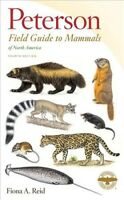Field Guide to Mammals of North America, Paperback by Reid, Fiona, Like New U...