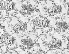 Papier peint Toile de jouy érotique K-lou design Erotic Jouy Canvas Wallpaper