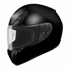 SHOEI RYD FULL FACE MOTORCYCLE HELMET GLOSS BLACK LARGE