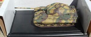 Dragon 1/35 Henschel/Porsche Sd.Kfz.182 King Tiger Command Ver. w/Zimmerit 61030