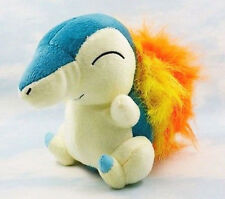 """6.5"""" Pokemon Center CYNDAQUIL Stuffed Plush Doll Toy Cute For Fans"""