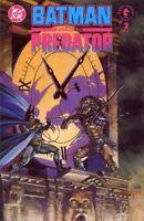BATMAN VERSUS PREDATOR #2 VF/NM, Prestige Format, DC Comics 1992