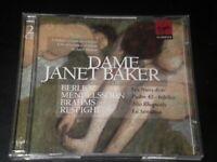 Dame Janet Baker - Various Artists - 2 CD's  Album - 1990 - London Symphony