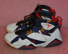 7b1f980bfc215b Nike Air Jordan VII 7 Retro NOTHING BUT NET Ugly Sweater 304775-142 Size 9