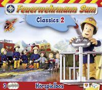 FEUERWEHRMANN SAM CLASSICS-HÖRSPIEL BOX 2 (3CDS)  3 CD NEW