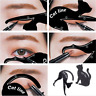 Cat Line Women Pro Eye Makeup Tool Eyeliner Stencils Template Shaper Model 2PCS