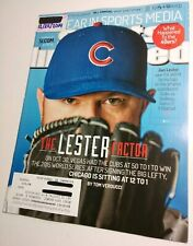 Sports Illustrated 12/22/2014 Chicago Cubs Jon Lester MLB Baseball Near Mint mag