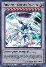 YUGIOH Shooting Quasar Dragon Yusei Fudo Deck Complete 40 - Cards + Extra Deck