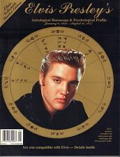 Elvis Presley's Astrological Horoscope Jan 8 1935-Aug 16 1977 1994 052517nonDBE