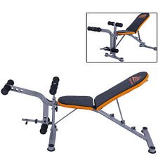 Universal Folding Adjustable Sit Up Incline Bench Flat Fly Weight Workout GYM
