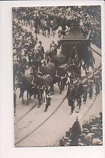Vintage Postcard Funeral Frederick I, Grand Duke of Baden Mourning card