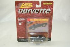 Johnny Lightning 1965 Corvette Coupe Collection 342-03 Black