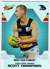 2012 Select Best and Fairest Card - Scott Thompson  BF1