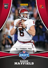 2018 PANINI INSTANT NFL DRAFT #DP1 BAKER MAYFIELD - CLEVELAND BROWNS PR 591