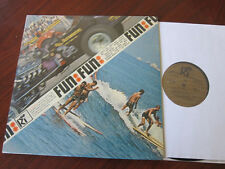 CATALINAS Fun Fun Fun Mono Surf Hot Rod lp Bruce Johnston Jerry Cole