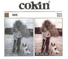 Cokin Camera Lens Filters Sepia