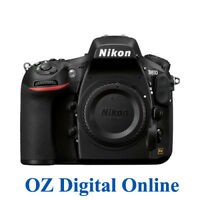 New Nikon D810 Body 36.3MP Full Frame FX DSLR Camera 1 Year Au Wty